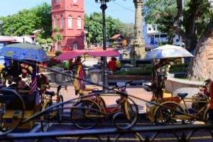 Malacca bright bikes
